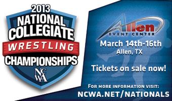 National Collegiate Wrestling Championships