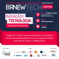 BRNewTech Curitiba - Inovação Tecnologia, Tendências e...