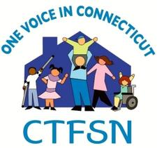 CT Family Support Network logo