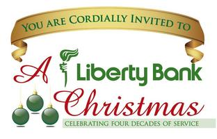 A Liberty Bank Christmas Featuring: The Louisiana...