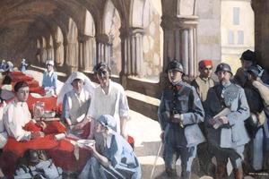 The Remarkable Elsie Inglis & the Scottish Women's...