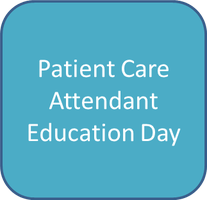 Patient Care Attendant Education Day