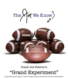 """The Joe We Know"" location hosts logo"