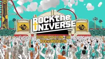 Rock the Universe 2014