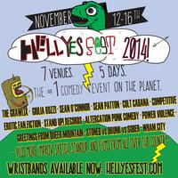 Hell Yes Fest 2014 Wristbands