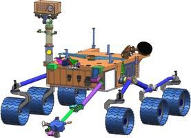 Third Annual Curiosity Mars Rover Updates