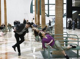 H.T. Chen & Dancers: Audition & Workshop