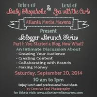 Atlanta Media Mavens Present Blogger Series