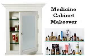 Medicine Cabinet Makeover