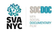 MFA Social Documentary Film at SVA logo