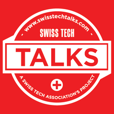Swiss Tech Talks logo