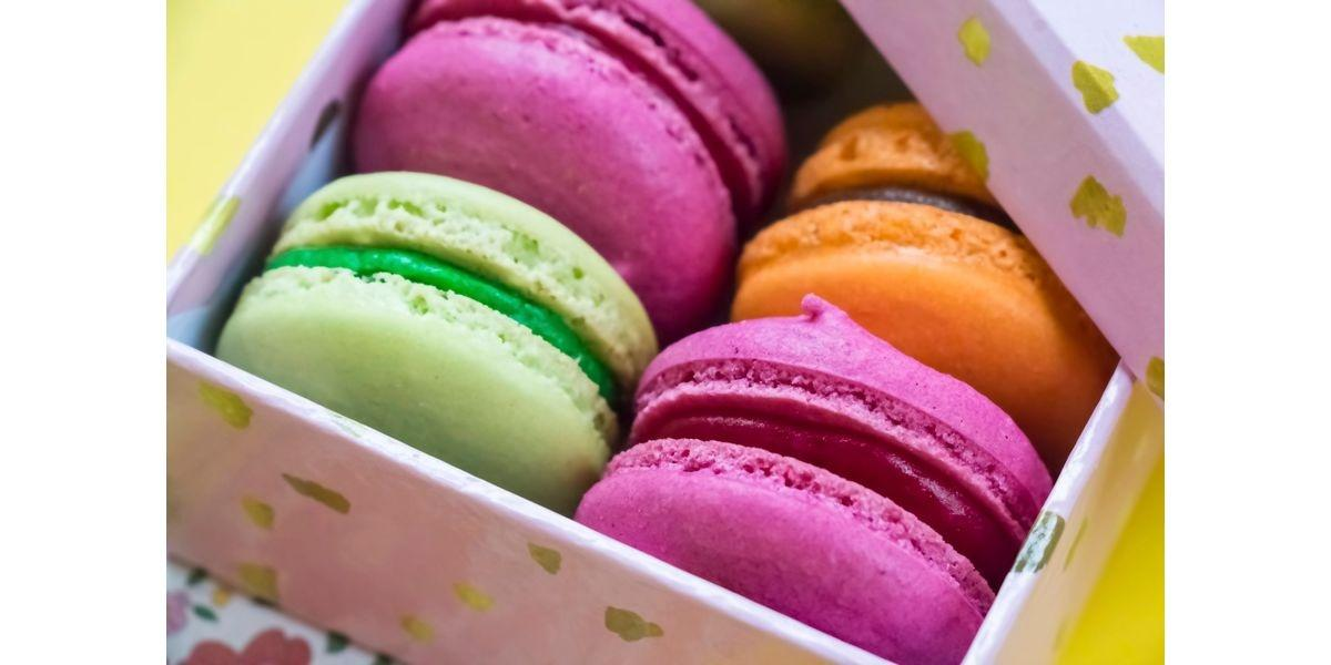 Macarons (04-04-2020 starts at 1:00 PM)