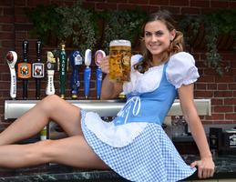 Oktoberfest Opening Day Celebration with Sauf Haus Bier...
