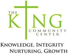 The King Community Center logo