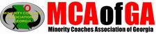 Minority Coaches Association of Georgia logo