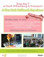 Kings Bay Y at North Williamsburg New Rosh Hashanah...