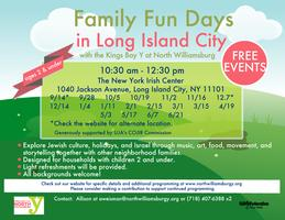 Kick off event! Family Fun Days in Long Island City
