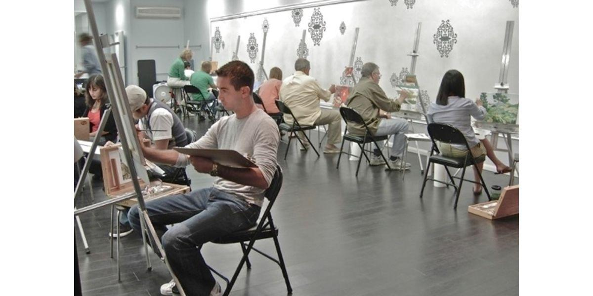 Drawing & Painting Classes (02-23-2020 starts at 9:00 AM)