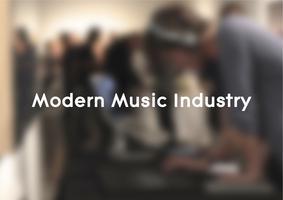 Modern Music Industry Meetup #7