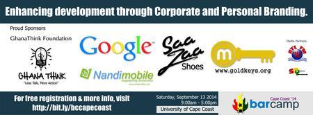 Barcamp Cape Coast 2014