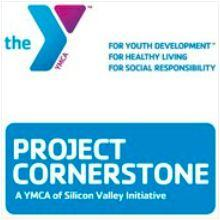 YMCA/Project Cornerstone logo