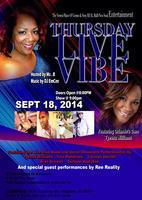 Thursday Live Vibe