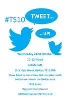 #TS10 tweetup
