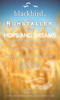 HOPS AND DREAMS WITH BLACKBIRD + RUHSTALLER