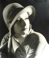 Noir Soirée with Greta Garbo