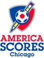America SCORES Chicago logo