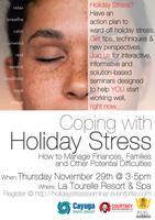 Holiday Stress Seminar