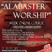 """Alabaster Worship"" 5 week Course Fall Semester"