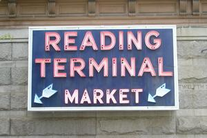 """Food & Thought: """"Reading Terminal Market:..."""