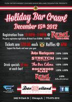 Dave Bolland Foundation Holiday Bar Crawl