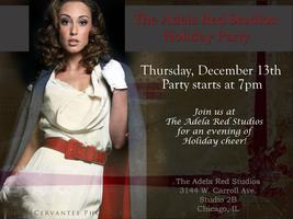 The Adela Red Studios: Holiday Party