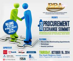 2014 Procurement Exchange Summit