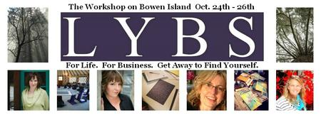 LIVE YOUR BEST STORY - Bowen Island Retreat