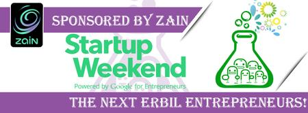 Erbil Startup Weekend 2014