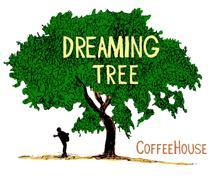 Dreaming Tree Coffeehouse - A New Leaf- A new venue logo
