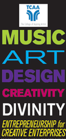 """The College of Aspiring Artists """"Give the Dream""""..."""