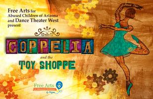 Coppelia and the Toy Shoppe Dance Performance and Famil...