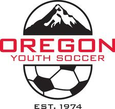Oregon Youth Soccer Association logo