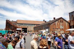 Artbeats Pier 70 Tours