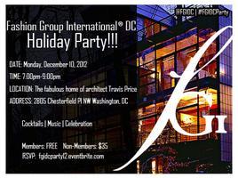 FGI DC 2012 Holiday Party!!!
