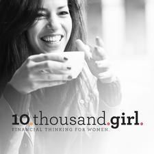 10thousandgirl logo