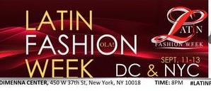 New York Latin Fashion Week SS15