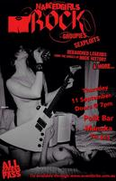 Naked Girls Reading - ROCK! - Thurs 11 September