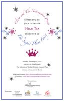 The Nutcracker Holiday Tea