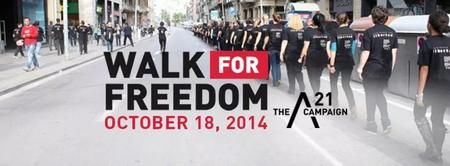 WALK FOR FREEDOM KC