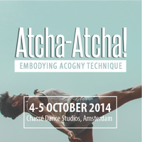 Atcha-Atcha! Embodying Acogny Technique
